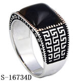 De nieuwe Model Zilveren Juwelen van de Manier van Ring 925