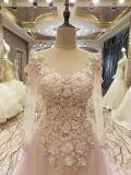 Neue Mehrfarbenverbindung der Ankunfts-2017 Latten - rosafarbene Hochzeits-Kleider