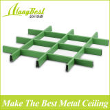 De goede Tegel van het Plafond van de Grill van het Aluminium van de Prijs voor Binnenhuisarchitectuur