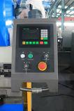 Wf67k Serie 100t / 2500 CNC Freno de Prensa de Placa Hidráulica