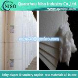 Allumeur de pulpe de duvet pour les matières premières de couche-culotte de bébé