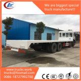 Clw 상표 낮은 침대 선적 굴착기 로더 트레일러 트럭