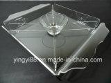 Lucite-Acrylumhüllung-Tellersegment mit Filterglocke