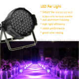 IP20 Indoor Decoration Lighting 54PCS*3W LED PAR Light