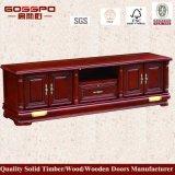 Le plus défunt Module en bois du stand du modèle neuf TV de modèle/TV (GSP13-002)