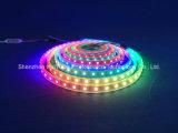 RGB IP68フルカラーSMD5050チップ60LEDs 18W DC24V LEDストリップ