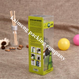 Hoogste Afgedrukte Kwaliteit het Vouwen van de Duidelijke Doos van het Pakket van het Huisdier Plastic voor Pakket Nuk