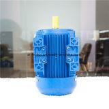 Dreiphasen415v 1.5kw 2HP 1400rpm elektrischer Motor Hoistcompressor der Welle-24mm