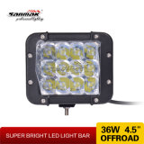 4.5 '' barre triple populaire exclusive d'éclairage LED du CREE 36W de pile