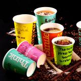 Qualitäts-Papierkaffeetasse, die Maschine bildet