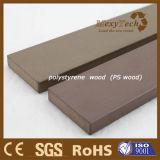 Планка Decking деревянного пластичного патио смеси WPC деревянная