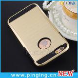 Гибридная крышка телефона PC TPU в случай iPhone 7