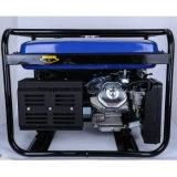 2-5kw 세륨을%s 가진 공기에 의하여 냉각되는 힘 휴대용 가솔린 발전기 세트