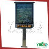 Het Scrollen van de lamp het PostAanplakbord van het Teken van de Vertoning van de Reclame van het Ontwerp
