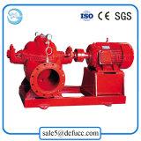 Pompa ad acqua centrifuga elettrica orizzontale di doppia aspirazione per irrigazione del campo