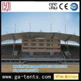 Tienda del toldo del blanqueador del estadio de la estructura de acero Q235