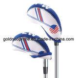 Nieuwe HoofdDekking 001 van het Ijzer van de Golfclub van het Neopreen 10PCS