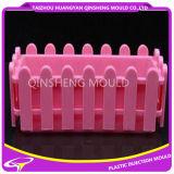 Modelagem por injeção plástica do Flowerpot da cerca