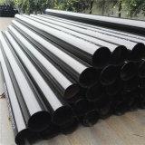 API 5L GR. B ASTM A53 GR. Tubulação de gás de aço preta pintada B