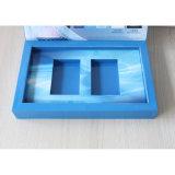 Alta calidad personalizada caja de papel de cigarrillos con el mejor precio