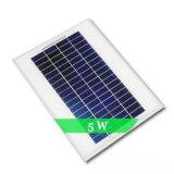 5W si dirigono il comitato solare policristallino del sistema PV di energia solare