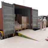 Stationäre hydraulische Scissor Behälter-Dock-Rampe (DCQ28-0.66)