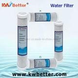 """Cartucho de filtro de agua del CTO 10 """" para el equipo del tratamiento de aguas"""