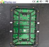 A elevação da cor cheia da G-Parte superior refresca o indicador de diodo emissor de luz ao ar livre do arrendamento P8