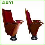 Los asientos para sillas de cubierta plegable Conferencia de espera Jy-901 Tela Teatro Auditorio