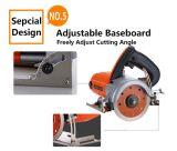 coupeur de marbre d'Ajustable de machines-outils de 1240W /110mm pour OEM Kd07