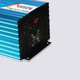 Pieno potere DC/AC solare fuori dall'invertitore 6000W&#160 di potere di griglia;