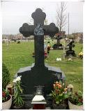 Headstones memoráveis das lápides transversais transversais dos Headstones para o jardim do cemitério