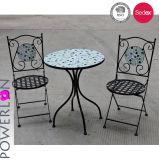 モザイク表および椅子屋外の家具のために使用する
