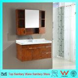 販売のための現代浴室ミラーのキャビネット