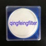Filtro de Membrana de Disco de PTFE Hidrofílico de 47mm de 0.22um HPLC