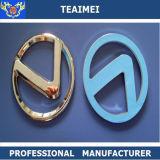 O auto melhor logotipo feito sob encomenda do carro do cromo simboliza emblemas
