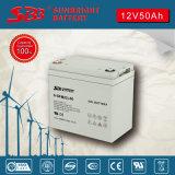 De Batterij van de Macht van de Batterij 12V50ah van het gel voor het Systeem van UPS