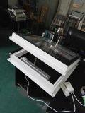 Material para techos de aluminio de fractura termal electrónico del tragaluz