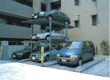Подъем стоянкы автомобилей автомобиля ямы