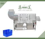 Máquina de lavar automática industrial para caixas plásticas