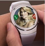 Bluetooth intelligente der Uhr-Nr. 1 G3 Mtk2502 Anzeigen-Armbanduhr-intelligente Uhr Puls-Monitor-Eignung-Verfolger-des Aufruf-SMS