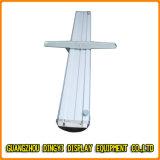 Алюминиевая стойка свертывает вверх знамя для промотирования
