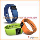 スマートな時計用バンドE02のスマートなブレスレットのブレスレットの歩数計