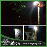 4W Ce, indicatore luminoso solare Integrated della parete del certificato LED di RoHS