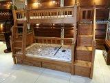 Base di legno solida dei bambini, blocco per grafici della base di cuccetta per la mobilia della camera da letto (HA-02)