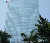 vidro desobstruído do edifício do flutuador de 1.9mm-25mm (W-TP)