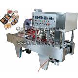 De automatische Tofu Verzegelende Machine van de Doos