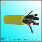 Cabo de borracha flexível da soldadura das vendas 50mm2 70mm2 90mm2 da fábrica