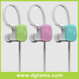 Écouteur sans fil stéréo d'écouteur d'écouteur de Bluetooth de sport pour le téléphone Samsung