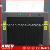 Varredor da bagagem do raio X do fabricante K8065 de China para a inspeção da segurança do banco